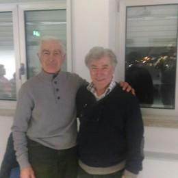 Renzo Carlini e Domenico Vallorani
